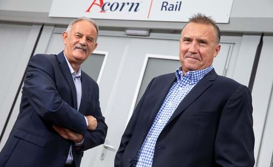 Acorn awarded principal contractors licence by Network Rail